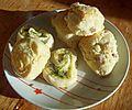 Mixed scones