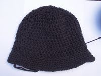 This is an ex Nubby Brimmed Hat