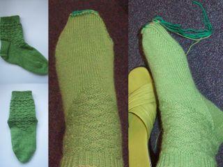 A Croc Rox Sock