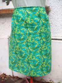 Spot The Dot skirt