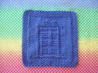 TARDIS cloth 2