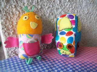 Two Easter Toys