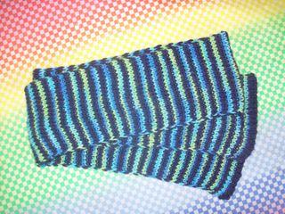 Notro Stripe Scarf