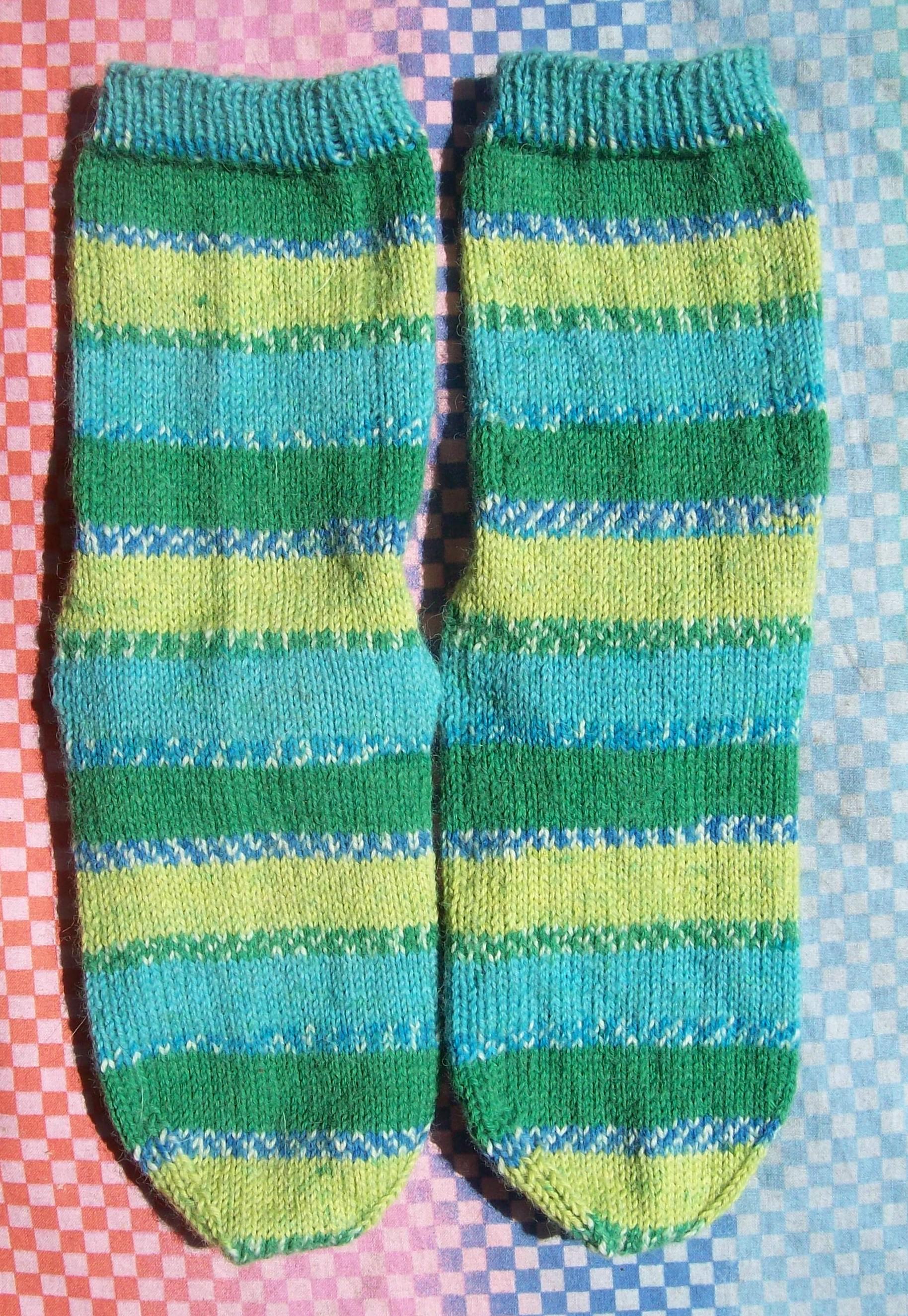Stryperdrive socks