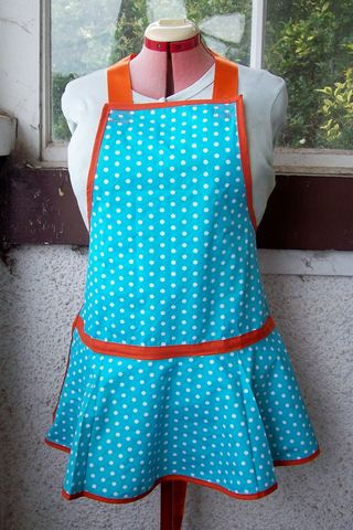 Dripping with aprons