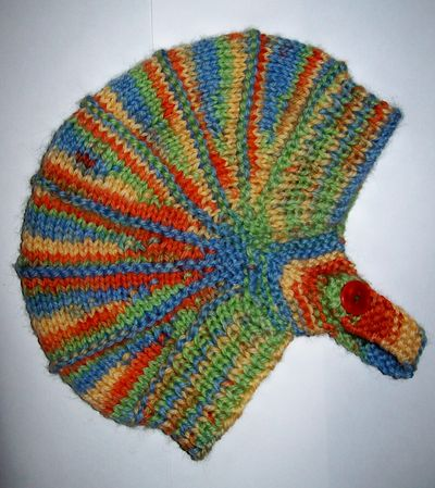Nancy Bird Baby Hat