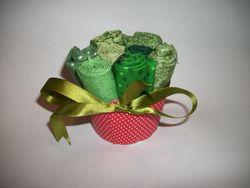 Eighths Cupcake