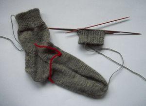 'm too socksy for my socks