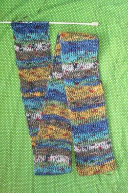 100w scarf