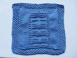TARDIS hcloth