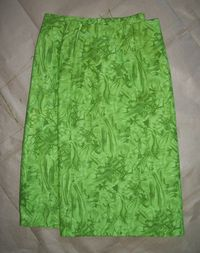 Crazy Lime Skirt