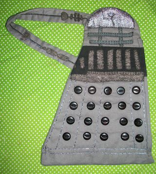 Dalek Bag