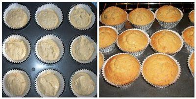 Filling baking