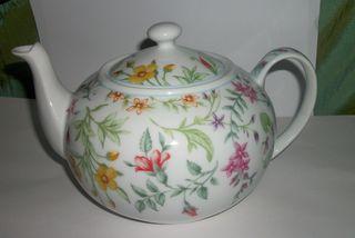 I'm a teapot