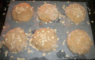 Flattened rolls