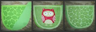 Fixing the owl pocket
