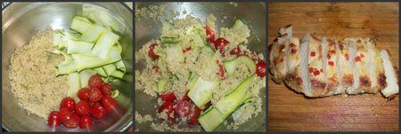 Salad's up