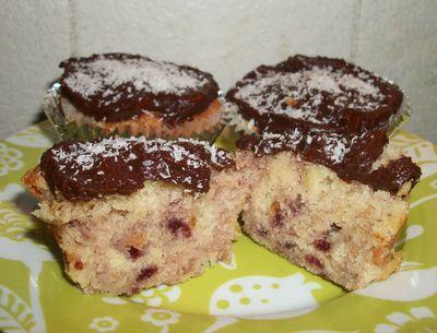 Lamington Cup Cakes