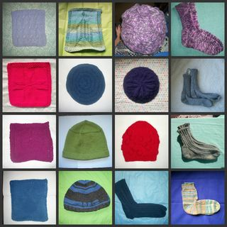 Knitting 2011 1