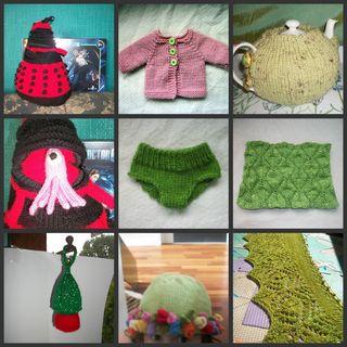 Knitting 2011 2