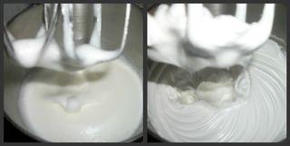 Eggwhites and sugar