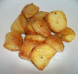 Heston's roast potatoes
