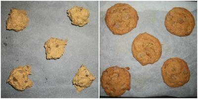 Making and baking