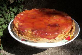 Apple Pudding Cake