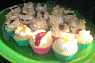 Fairy cakes
