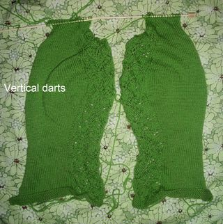 Evergreen fronts darts