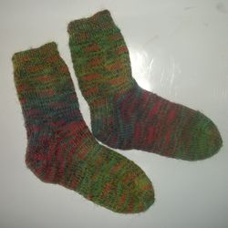 When in Rome socks 2012
