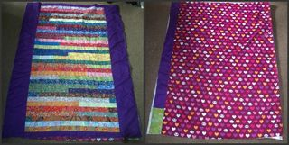 Kaffe Fassett almost done