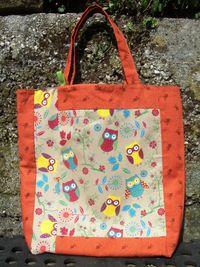 Owly bag 2013