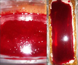 Jelly layer