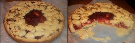 A piece of pie or rwo