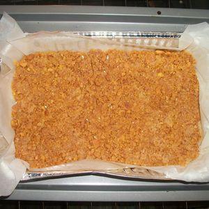 Bake the base
