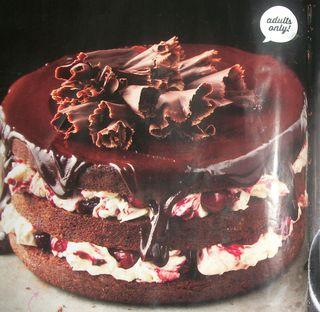 Not my cake