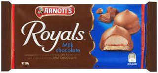 Chocolate royals