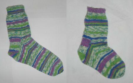 Big sock little sock
