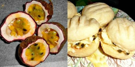 Passionfruit moments