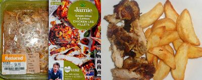 Jamie's chicken