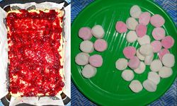 Jam and mallows