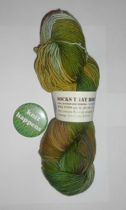Gem of a sock wool