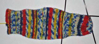 Channel 2 socks one