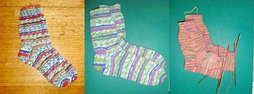 Socks aweigh