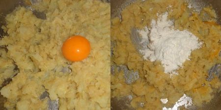 Make croquettes
