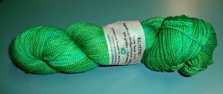 Sock wool gift