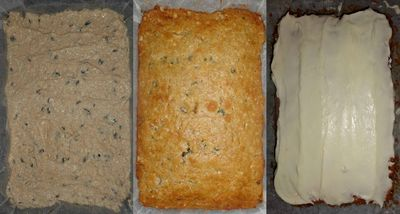 Baking, icing