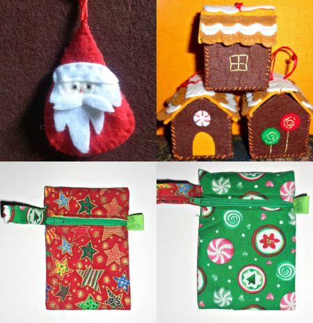 A few christmas things