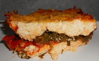 Ricotta slice